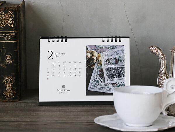 サラグレースカレンダー