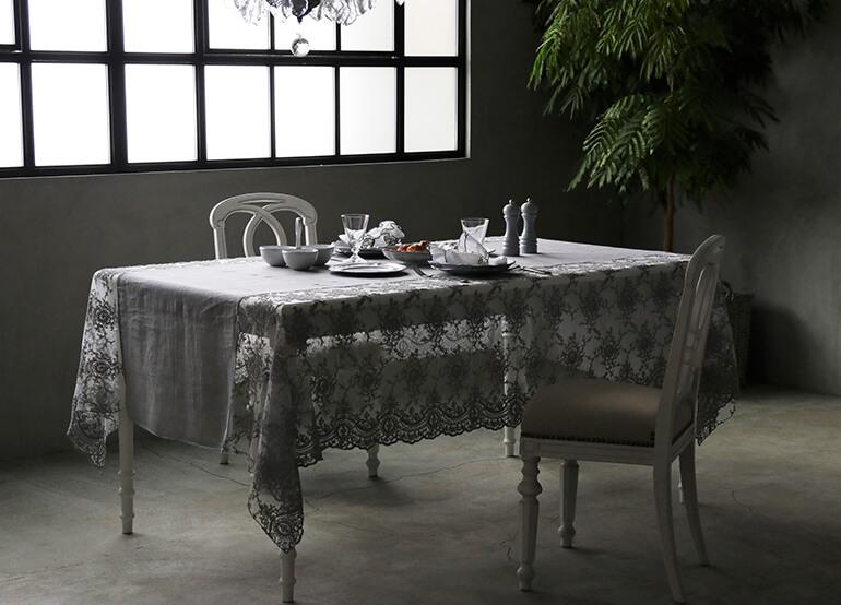 サラグレースのテーブルクロス