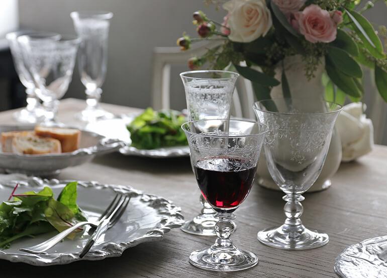 PANTOGRAVEワイングラス