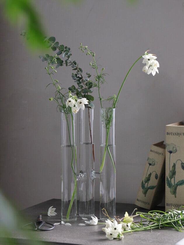 AffariガラスベーストリプルOLIVIA B